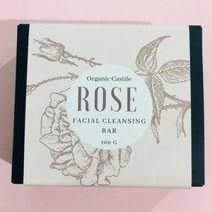 rose facial cleansing bar by shave with valor from have you met charlie a gift shop with unique handmade australian gifts in adelaide south australia