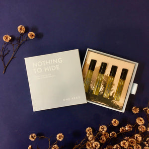 One Seed - Cologne Sample Set of 4