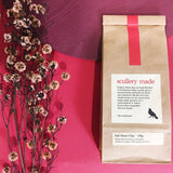packaging full moon chai loose leaf tea by scullery made tea from have you met charlie a gift shop with unique handmade gifts in adelaide south australia