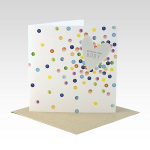 Rhi Creative Greeting Card - New Baby Card