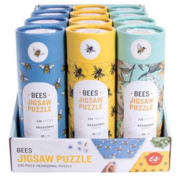 Bees Jigsaw Puzzle from have you met charlie a gift shop with Australian unique handmade gifts in Adelaide South Australia