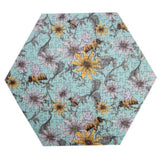 Mint Bees Jigsaw Puzzle from have you met charlie a gift shop with Australian unique handmade gifts in Adelaide South Australia