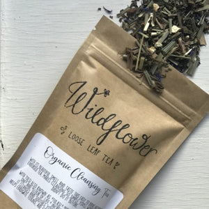Cleansing Tea - 30g from have you met charlie a gift shop with Australian unique handmade gifts in Adelaide South Australia