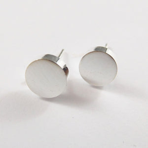 Stainless Steel Earrings - Circle