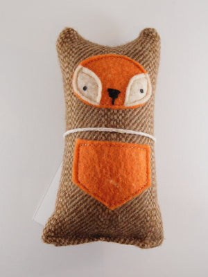 Fleeci Eco Handmade Babe - Brown Fox