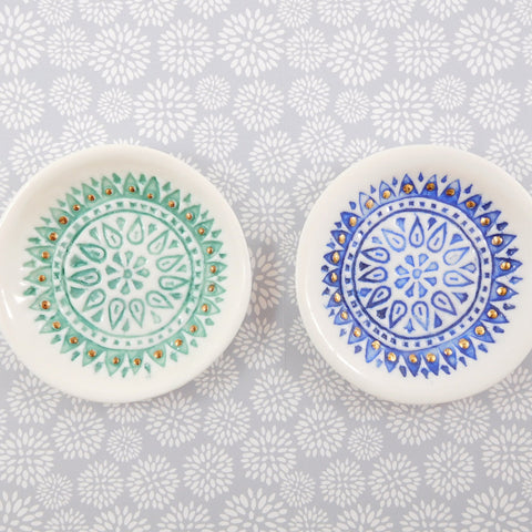 Tea 4 Two Art - Small Mandala Dish