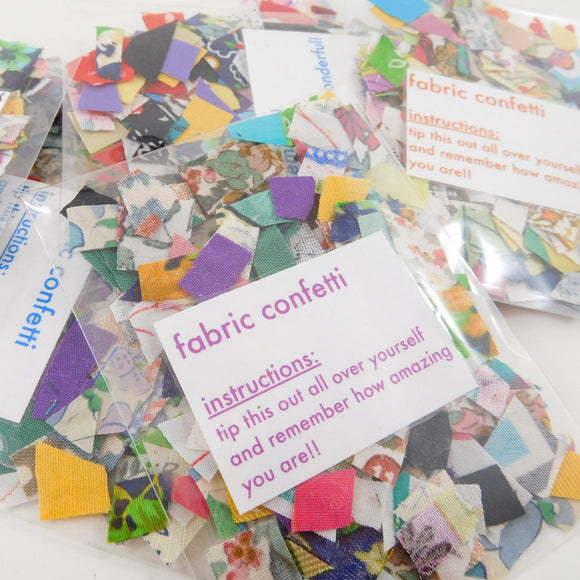 fabric confetti by hummingpea from have you met charlie a gift shop with Australian unique handmade gifts in Adelaide South Australia