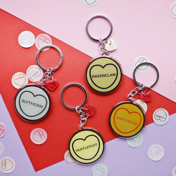 For The Love Of Vintage - Keyrings