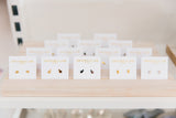 Originals Lab Earrings - Koala Studs