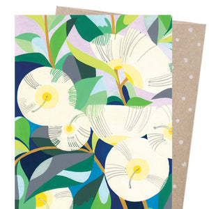Claire Ishino Card -  Lemon-Scented Gum