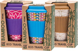 Luvin Life Bamboo Eco Travel Cup - Various colours