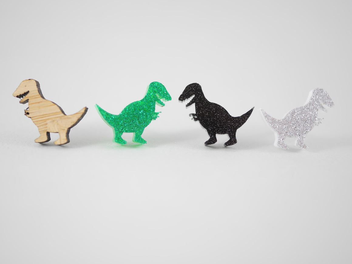 Mintcloud Earrings - T Rex