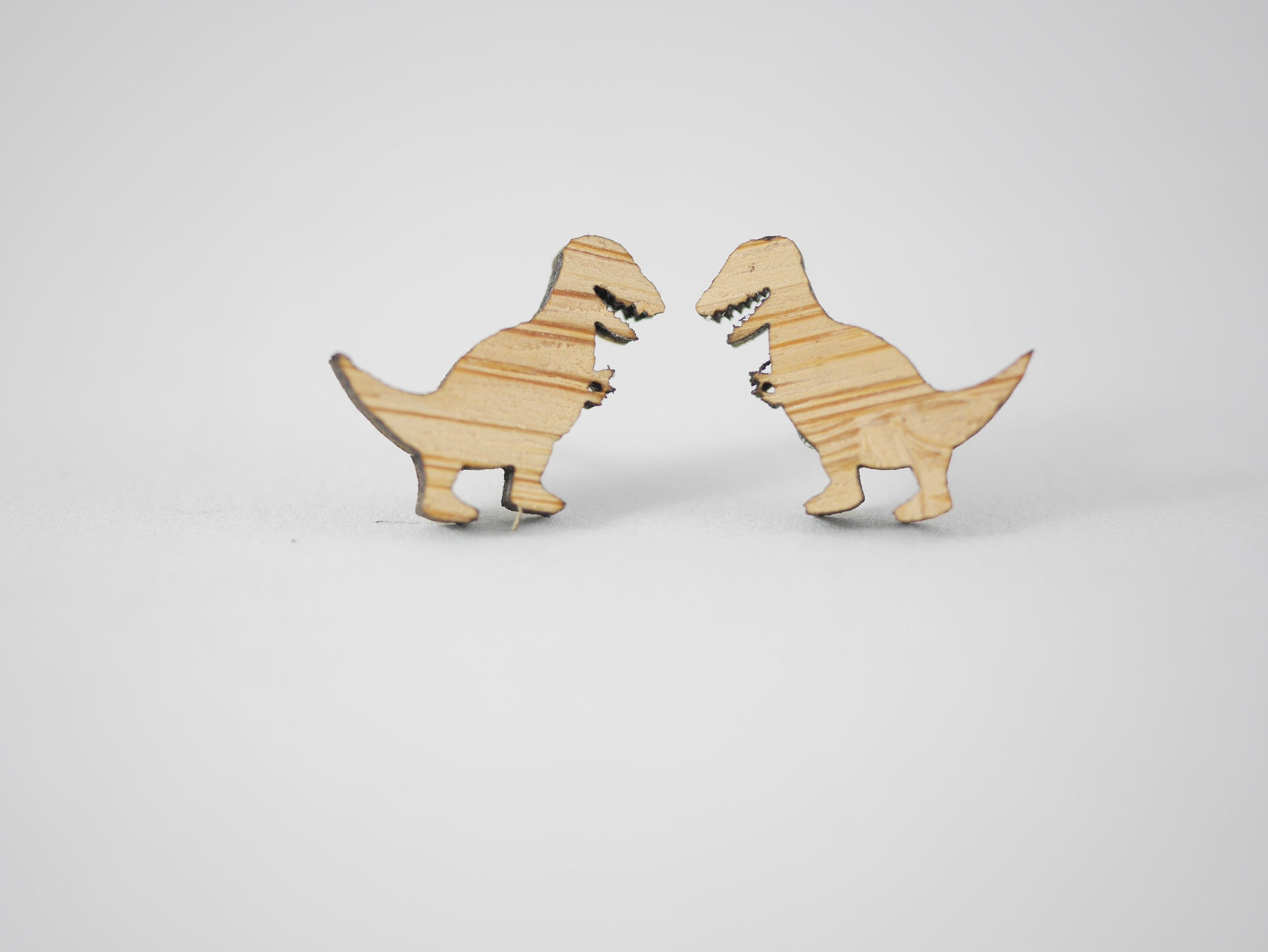 T Rex Earrings