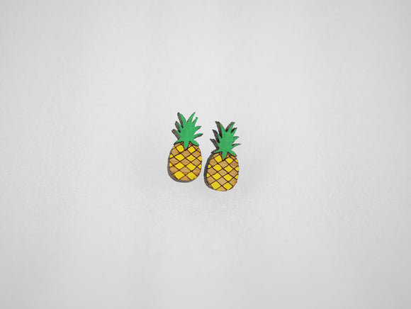 Mintcloud Earrings - Spikey Pineapple