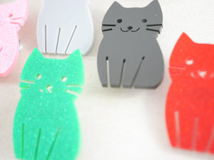 Mintcloud Brooch - Kitty Cat