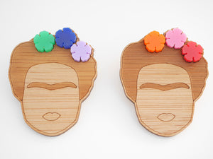 Mintcloud Brooch - Frida