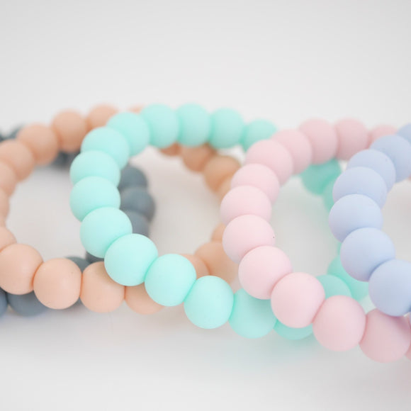 various silicone bracelets by indi & frey from have you met charlie a gift shop with Australian unique handmade gifts in Adelaide South Australia