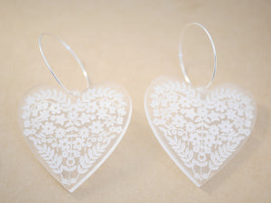 Etched Hearts Various by Mintcloud from Have You Met Charlie? a gift shop with Australian unique handmade gifts in Adelaide South Australia