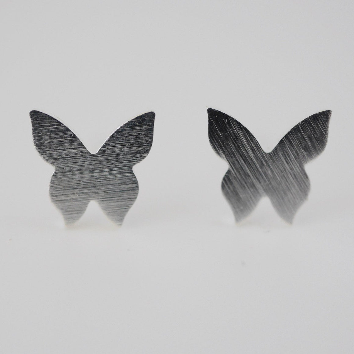 Stainless Steel Earrings - Butterfly