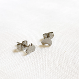 australia silver stainless steel studs by originals lab from have you met charlie a gift shop with unique handmade australian gifts in adelaide south australia