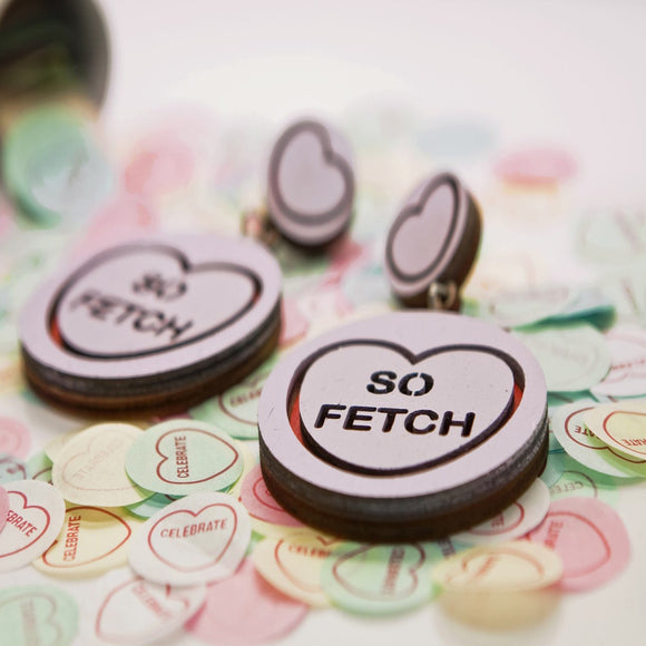 For The Love Of Vintage - So Fetch
