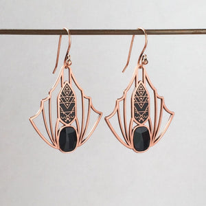 Amar & Riley Earrings - Minyades from have you met charlie a gift shop with Australian unique handmade gifts in Adelaide South Australia