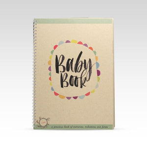 Rhi Creative - Baby Book