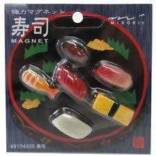 Mini Magnet Set - Sushi
