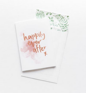 Emma Kate Co Greeting Card - Happily Ever After