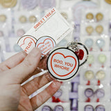 For The Love Of Vintage Keyrings - Various