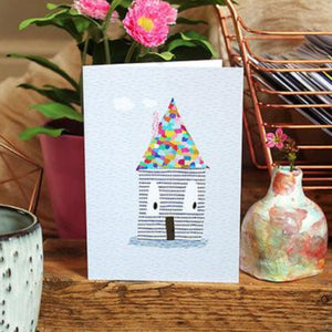 Nicola Rowlands Card - House