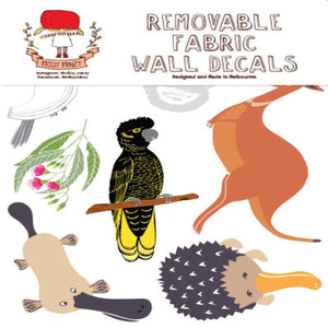 miss minzy cute wall sticker decor from have you met charlie a gift shop with australian unique hand made gifts in adelaide australia
