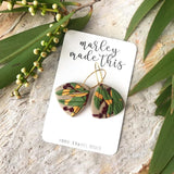 gumnut polymer clay earrings by marley made this from have you met charlie a gift shop with unique handmade australian gifts in adelaide south australia