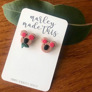 Marley Made This - Koala Studs