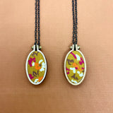 purple protea neck wrap heat bag by wili heat bags from have you met charlie a gift shop with Australian unique handmade gifts in Adelaide South Australia