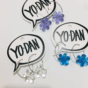 Yo DAN - Flower Jelly Hoops