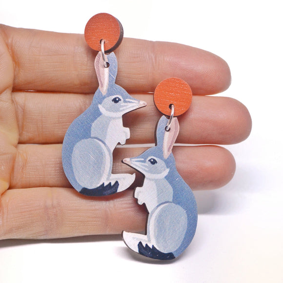 Pixie Nut & Co Dangle- Bilby
