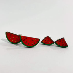 Mintcloud Earrings - Watermelon