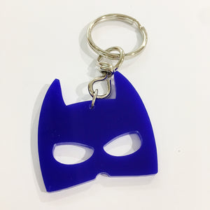 Mintcloud Key Ring - Batman & Robin