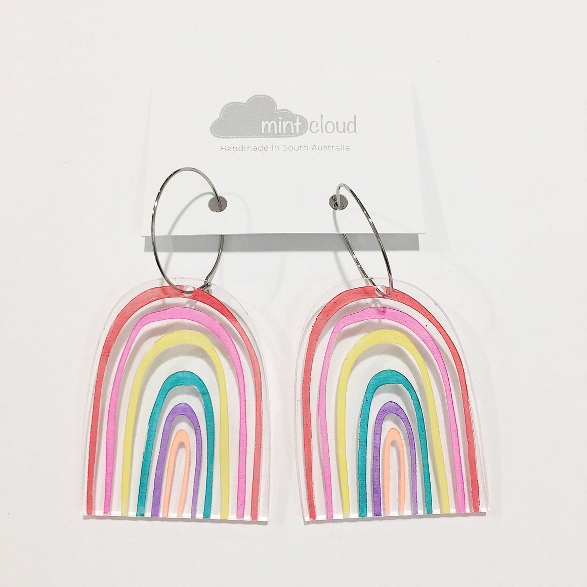 Mintcloud Dangle - Rainbow