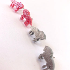 Mintcloud Earrings - Horse