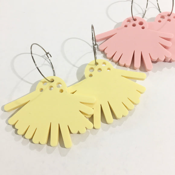 Mintcloud Dangle - Pastel Daisy