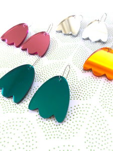 Mintcloud Earrings - Tulippy Dangle