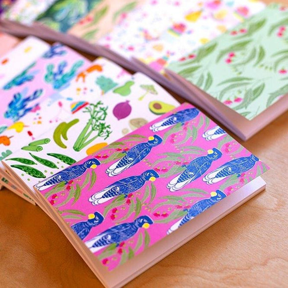 cute notepads animal flowers australian miss minzy kids stationary from have you met charlie a gift shop with unique handmade gifts in adelaide south australia