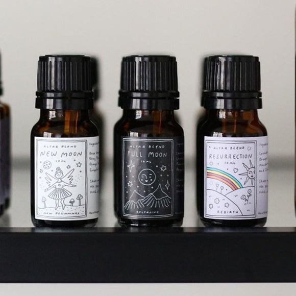 The Witch Apprentice Essential Oil Blends from have you met charlie? a unique gift shop in adelaide, south australia