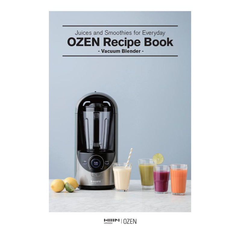 HANSSEM Recipe Book (English)