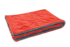 Dreadnaught Drying Towel (Red/Grey)