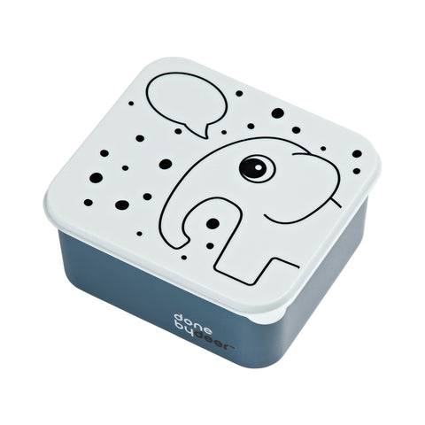 LUNCH BOX ELPHEE BLUE