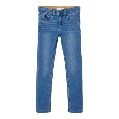 NAME IT JEANS MEDIUM BLUE DENIM SKINNY FIT