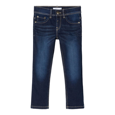 NAME IT JEANS DARK BLUE DENIM X-SLIM FIT